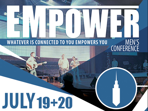 Empower Men's Conference