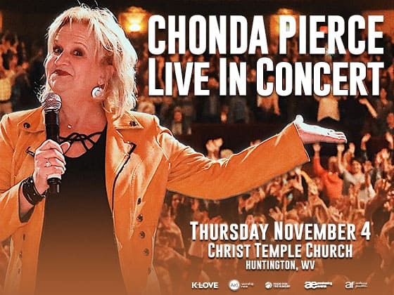 Chonda Pierce